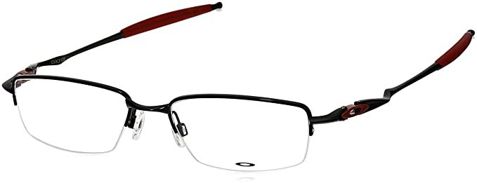 0acd14b616 Ray-Ban Men's's Coverdrive Optical Frames, Black (Negro), 53: Amazon ...
