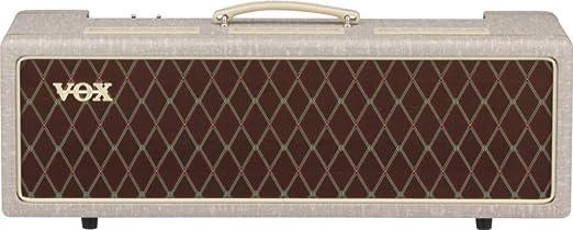 Cabezal para guitarra a válvulas de 30 W con circuitería cableada a mano con componentes sobre placa en torreta: Amazon.es: Instrumentos musicales