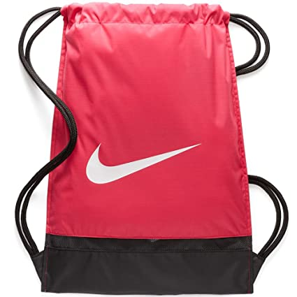 67bb9d9bceb5 Image Unavailable. Image not available for. Color  NIKE Brasilia Gymsack ...