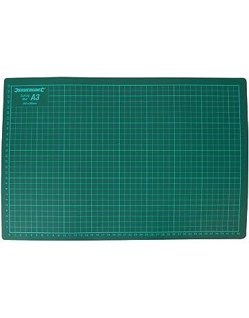 Silverline 456147 Plancha de corte Verde