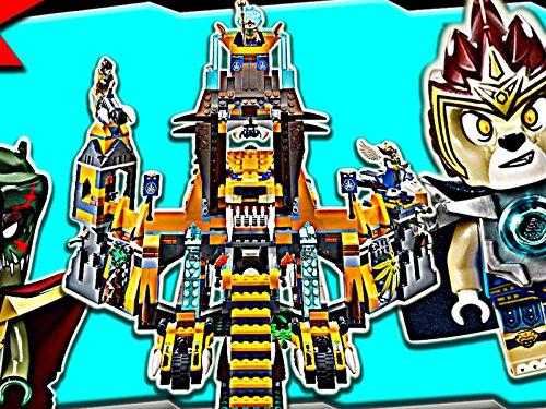 Clip: Lion Chi Temple ()