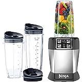 "NINJA BL482  ""Nutri Ninja"" Auto-iQ for One-Touch Intelligent Nutrient & Vitamin Extraction (Certified Refurbished)"