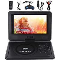 Mobile DVD HD car 9.8 inch Small TV Player