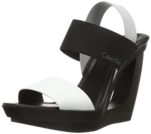 7c23cb65f34e Calvin Klein Art. N11128   LGD Sandal High Heel Vivian Box Light Gold  Metallic Sandals