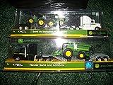 (2) John Deere Truck, Trailers and Farm Equipment