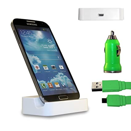 Shelfone - Cargador 3 en 1 para Samsung y otros teléfonos ...