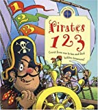 Magical Windows: Pirates 123, Stella Gurney, 1592235182