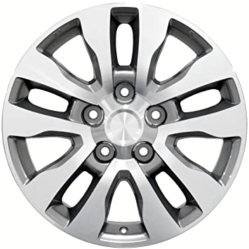 amazon oe wheels 20 inch fits lexus lx470 lx570 toyota land Toyota TR amazon oe wheels 20 inch fits lexus lx470 lx570 toyota land cruiser sequoia tundra tundra style ty11 silver machined 20x8 rim hollander 69533