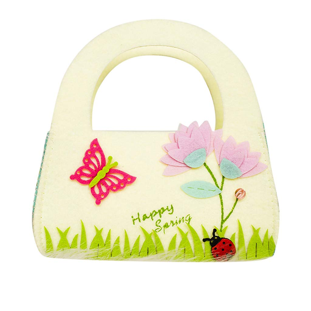Creative Cute Storage Bag,Casual Party Home Accessory Portable Candy Bag Kitchen Tools (A)