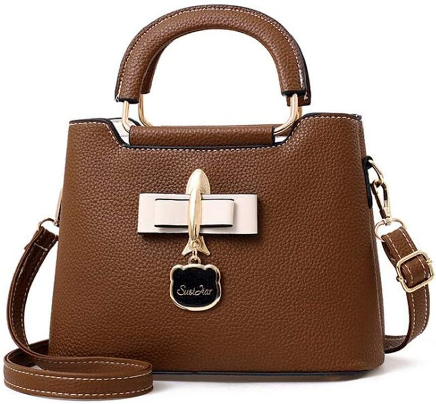 Qzny Womens Handbag Color : C, Size : 261912cm Totes Sweet Fashion Hobos Womens Bag Shoulder Bag Top-Handle Bags Work Shopping Date Party