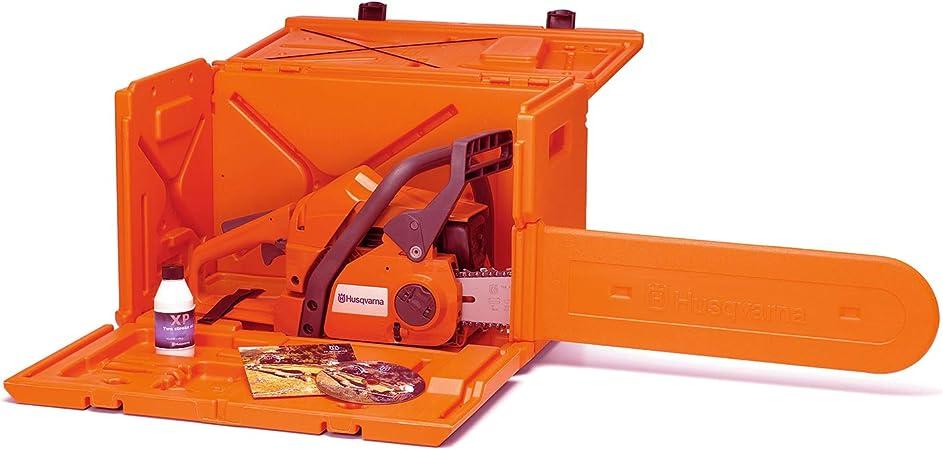 Amazon.com: Husqvarna 100000107 caja de transporte de ...