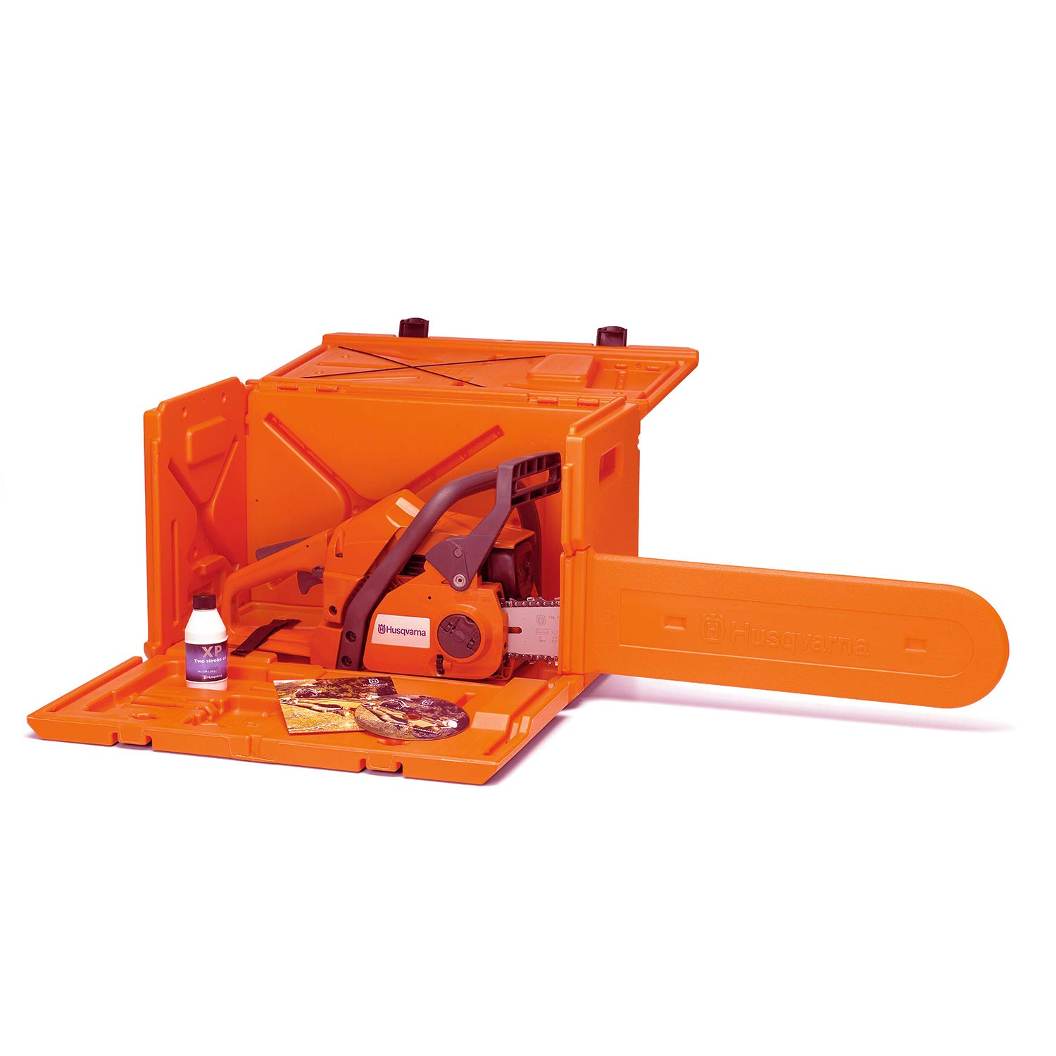 Husqvarna 100000107 Powerbox Chainsaw Carrying Case for 455 Rancher, 460, 372XP and 575XP by Husqvarna
