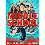 Middle School: The Worst Years Of My Life Blu-ray/DVD