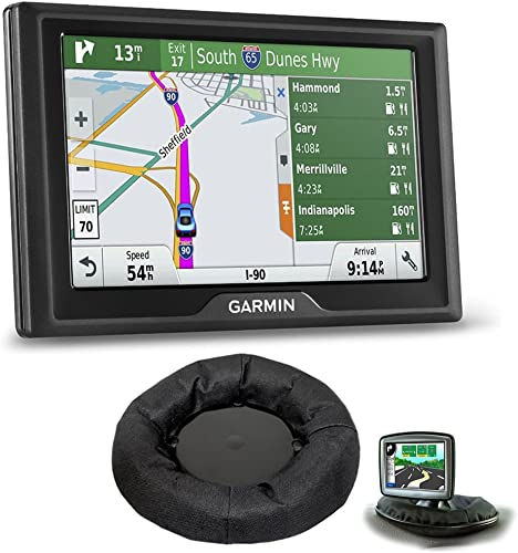 Garmin Drive 50LMT GPS Navigator US Only Friction Mount Bundle Includes Garmin Drive 50LMT and Universal GPS Navigation Dash-Mount