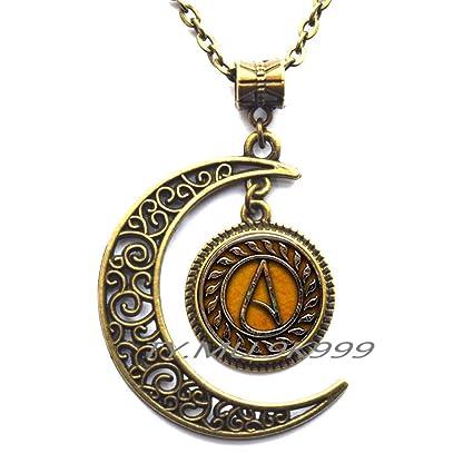Amazon atheist jewelry non believer godless jewelry atheist atheist jewelry non believer godless jewelry atheist pendant heathen pendant necklacey240 aloadofball Choice Image