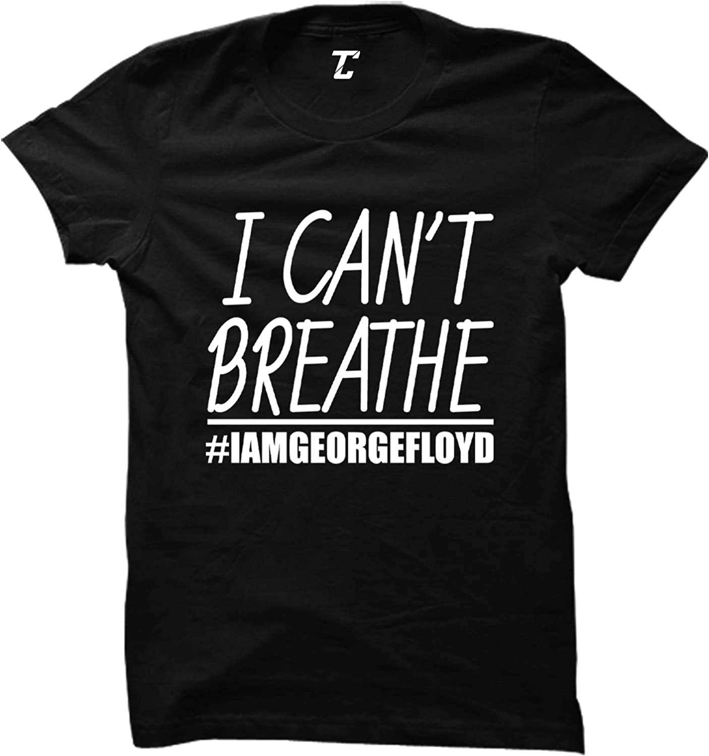 NEW!Black Lives George Floyd Justice Can/'t Breathe Silence is Violence T-shirts