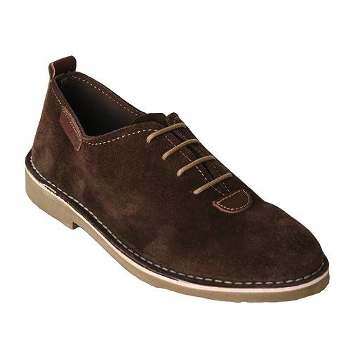 K533 - Zapato piel serraje camel (38) cHnHT2L
