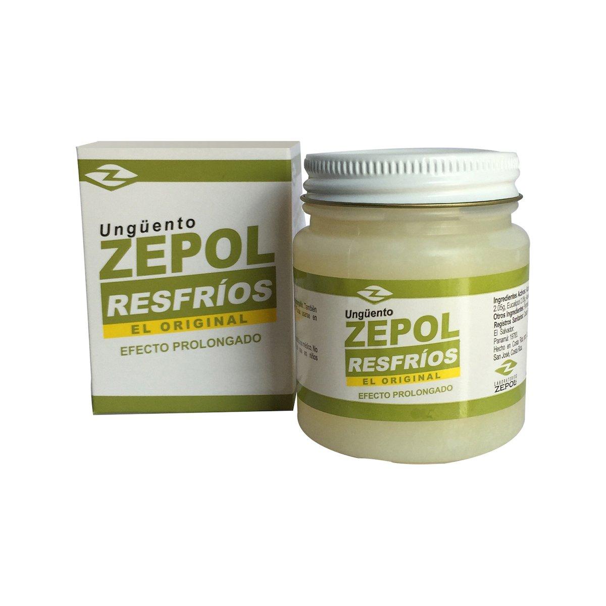 Zepol Ointment Colds - 2.1 Oz - 2 Pack by Zepol