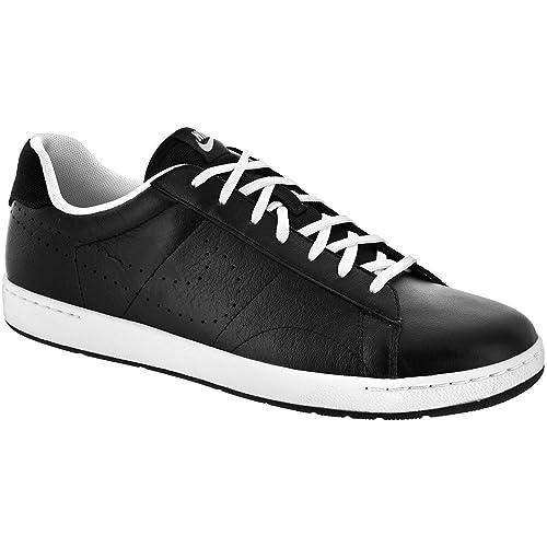 03001ef46ded0 Nike Men s Tennis Classic Ultra Leather 749644 001 Size 13 Black White   Amazon.ca  Shoes   Handbags