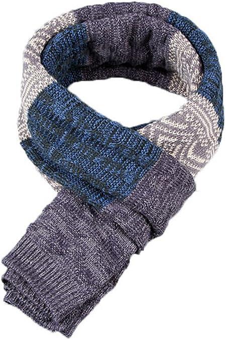 Outflower Sciarpe Invernali Eleganti e Calde da Uomo morbide e comode Sciarpe Invernali