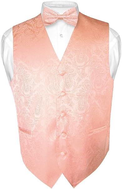 Amazon.com: Traje vestido de Paisley diseño chaleco & Lazo ...