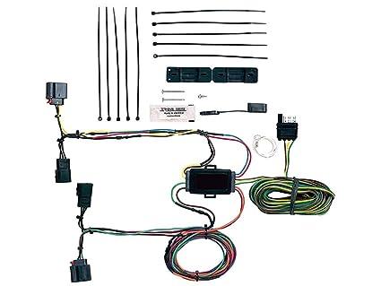amazon com blue ox bx88282 ez light wiring harness kit for painless wiring harness ez wiring harness jeep #5