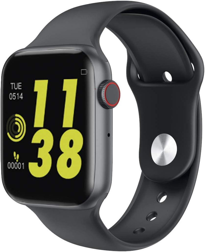 Ksix Smartwatch HR Multitáctil Urban