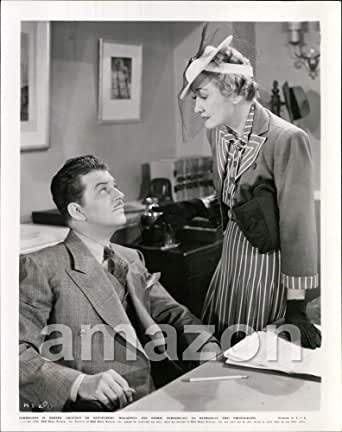 Vintage Photo of Vintage A Scene From CROSS COUNTRY ROMANCE 1940 (AHV-399)
