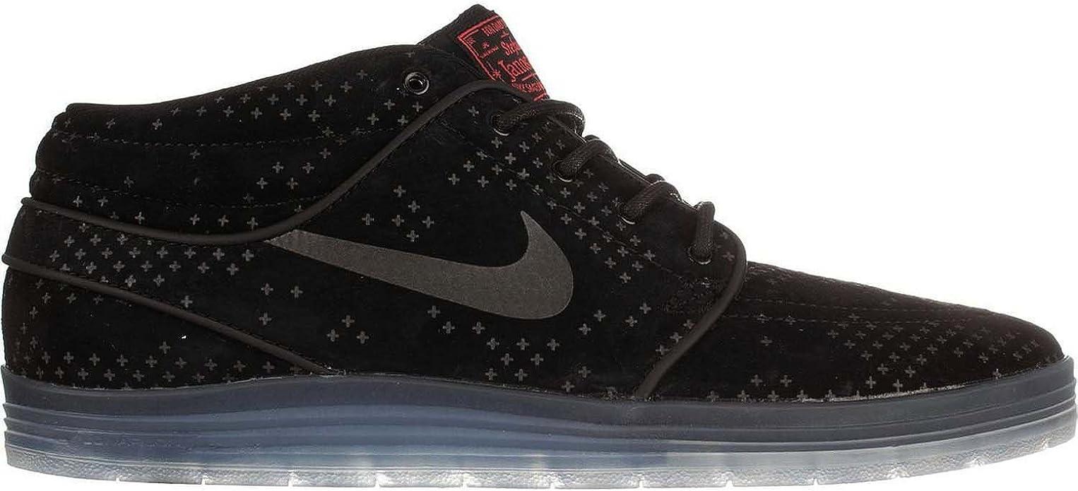 Nike Lunar Stefan Janoski Mid Flash, Chaussures de Skate