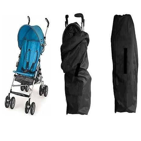 La Tech Gate Check Bag cochecito Bolsa de transporte Buggy Pram margen llevar bolsa protectora Talla