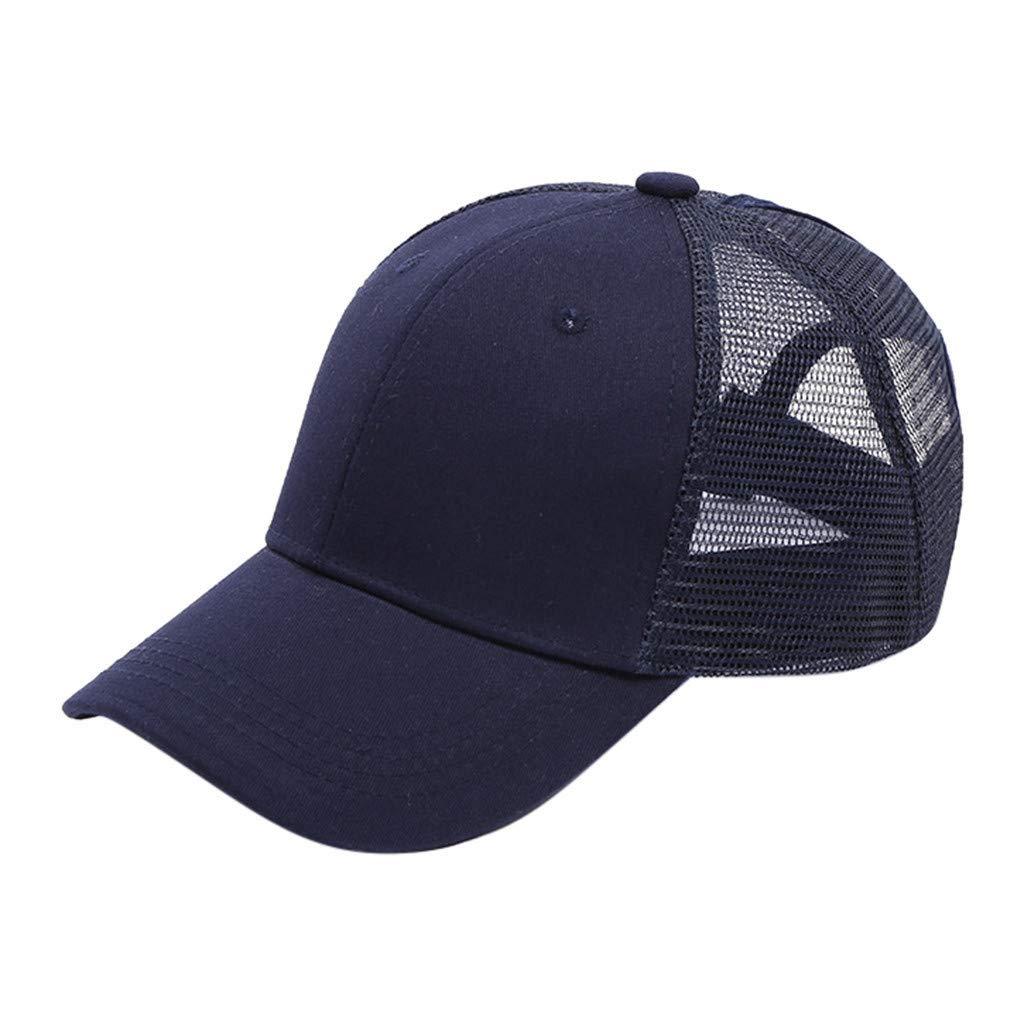 RISTHY Gorros de Béisbol Sombrero de Deporte al Aire Libre Unisex ...