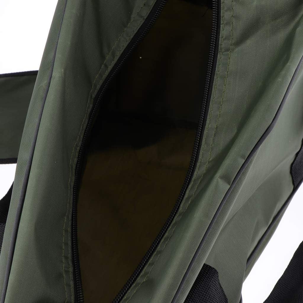 Tragetaschen Aufbewahrungskoffer f/ür Kettens/äge aus Oxford Tuch Army Green 22 Zoll