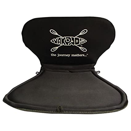 Yakpads Cushioned Seat Pad Gel Seat Pad For Kayaks Portable Seat Cushion For Outdoor Watersports And Recreation Cascade Creek