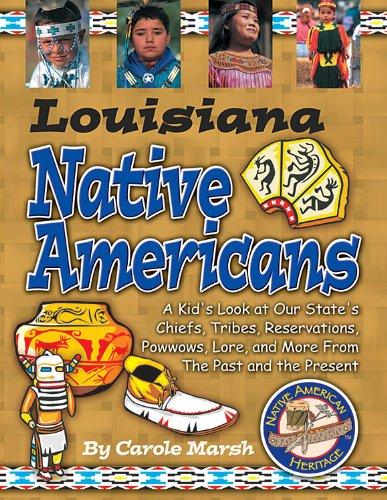 Download Louisiana Native Americans (Louisiana Experience) pdf epub