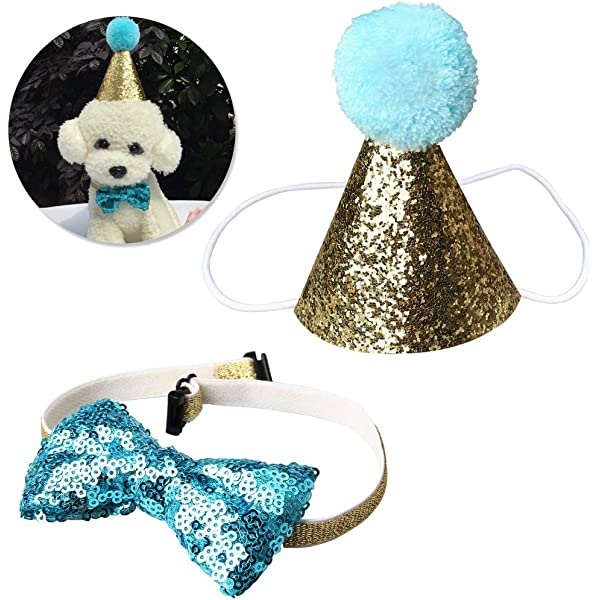 Turquoise Sequin Plush Santa Hat One or Lot