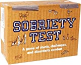 Sobriety Test: A Game of Stunts, Challenges, and Disorderly Conduct [With Dice and 75 Cards and Tokens, Ball, Baton, Rope, Blindfold, Timer]   [GM-SOBRIETY TEST] [Other]