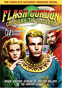 Flash Gordon Conquers the Universe - The Complete Saturday Morning Serial