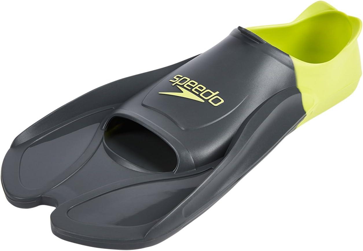 Speedo Lightweight Training Fins UK size 4-5 100/% High Grade Silicone