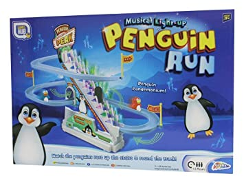 1b2cff24aa Musical Light-Up Penguin Run