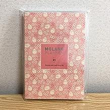 "Molang Planner Ver.1 (2016~2017) Kawaii Cute Rabbit Undated Diary Journal Scheduler Organizer Agenda 4.9"" x 7.1"" - Authentic Korea item (Pink Bloom)"