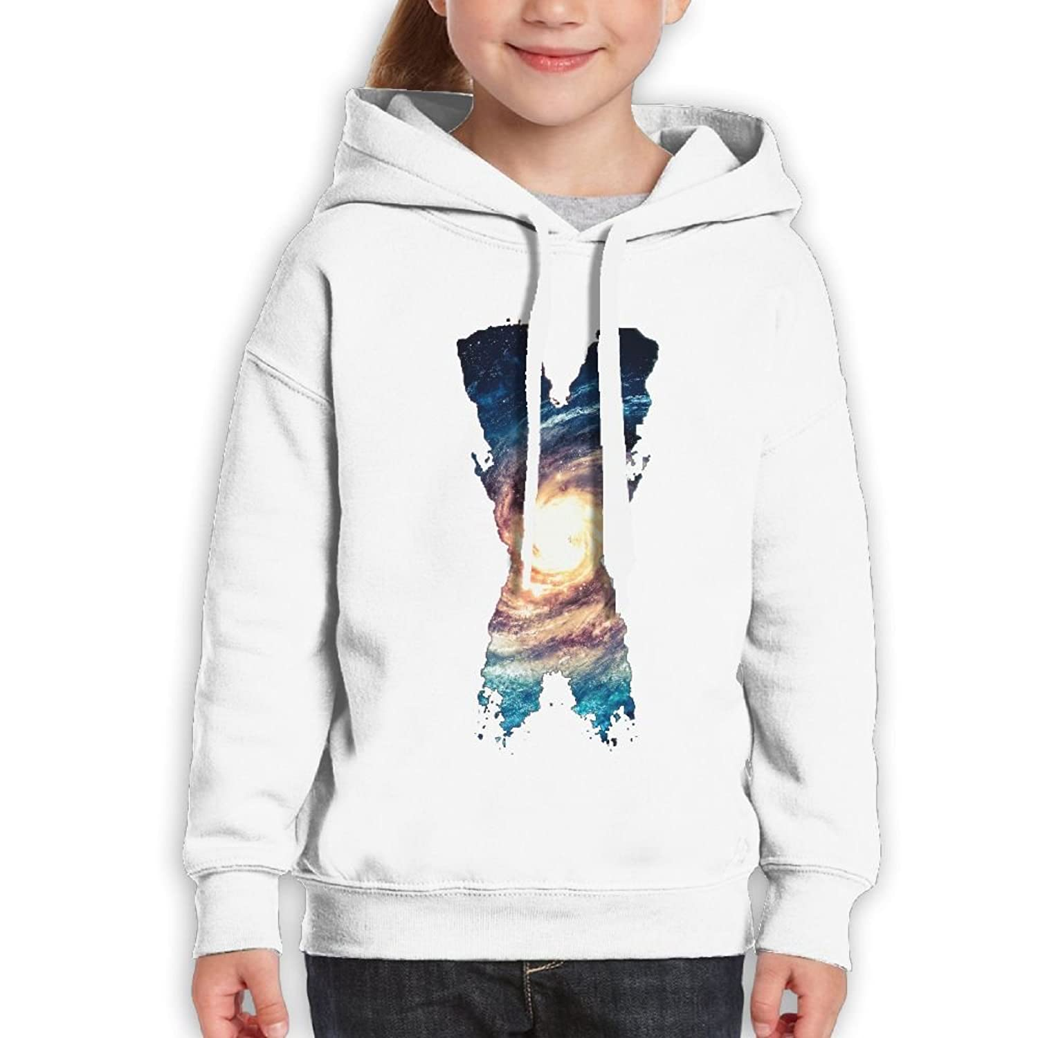 54aed3aafcd4 Humanize Jake Paul Fashion Trend Dream Spring Youth Hooded Sweater Dynamic  Sweater White