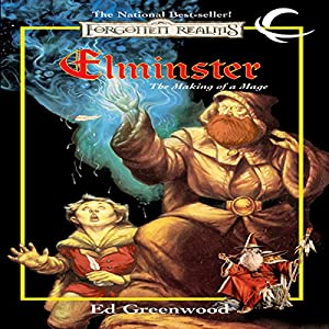 Elminster: The Making of a Mage Audiobook