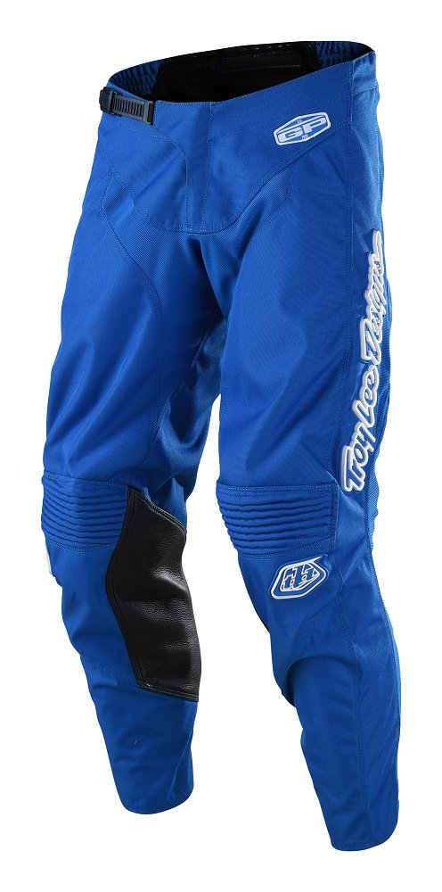 Troy Lee Designs GP Mono Youth Pants (Blue, 28)