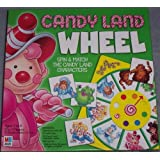 Candy Land Wheel Game