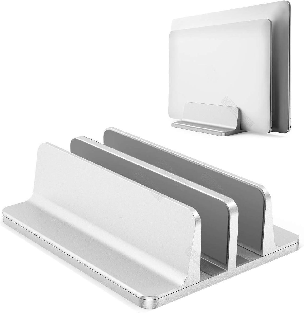 BECROWM ノートパソコン スタンド  2台起き 画像