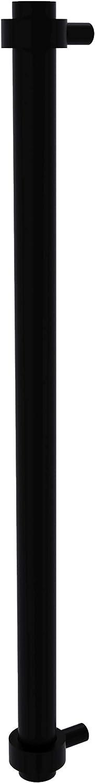 "Allied Brass 402-RP 18 Inch Refrigerator Appliance Pull, 18"", Matte Black"