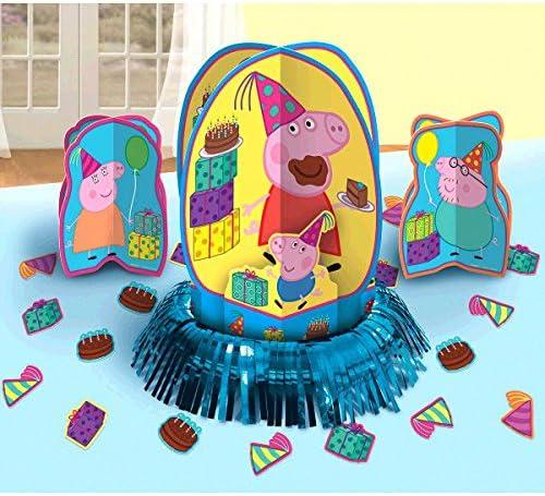 Amazon.com: Peppa Pig – Decoraciones Suministros para ...