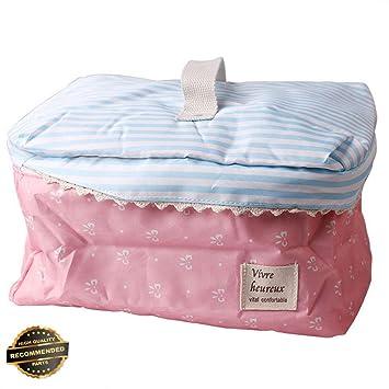 f5e4aea931fb Amazon.com : Gatton Women Mesh Zipper Pouch Wallet Case Cosmetic ...