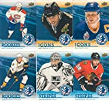 Upper Deck National Hockey Card Day 2013 2014 Complete Mint 21 Card Set Featuring America's Rookies, Stars in Stripes and American Icons Including Alex Galchenyuk and Others