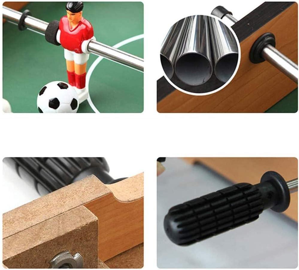 ADHW Participar Futbolín Juego de Mesa de Madera Baby Foot Infantil para Niños Fútbolista Deporte Patada de Mesa Mesa de Fútbol Futbolín Juego: Amazon.es: Hogar